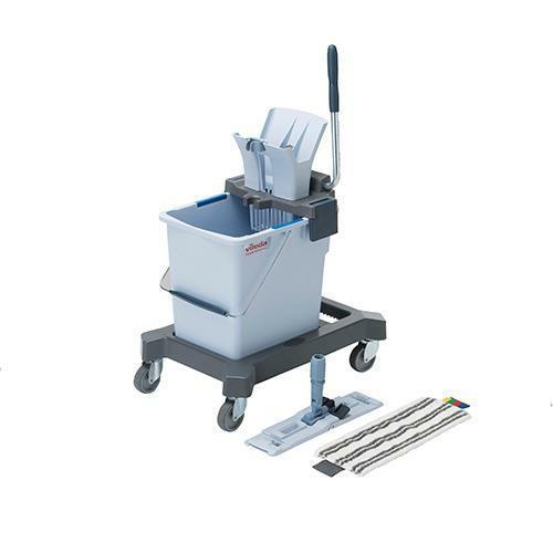 Seturi de curățare - Vileda Ultraspeed Pro Start Kit 25l 147182 Vileda Professional -