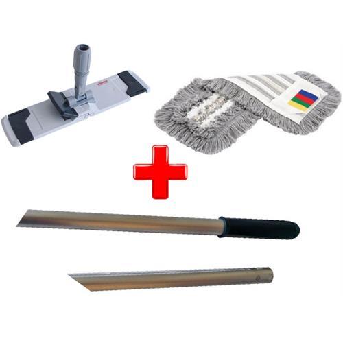 Vileda Set mâner Combi Speed 40cm + reumplere pentru moprio + Stick Vileda Professional