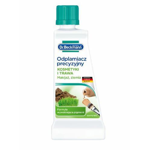 Eliminarea precisa a petelor din produsele cosmetice, iarba, solul 50ml Dr. Beckmann