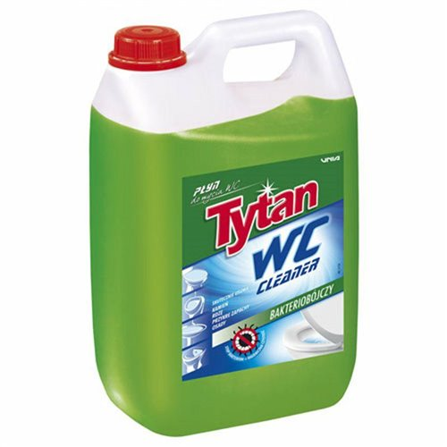 Titanium WC Liquid 5l Verde + Titan 0,5l