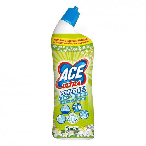 As Ultra Gel de toaletă 750ml Lemon Green Procter Gamble