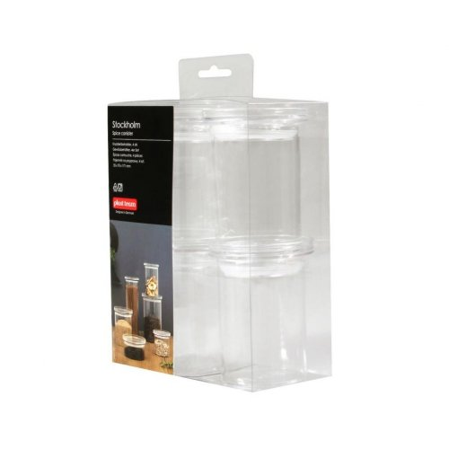 Plast Team Set de 4 containere alimentare Stockholm 5311