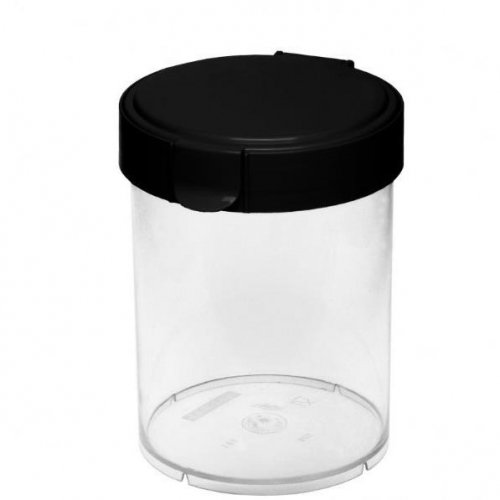 Plast Team Container rotund Mary 2l Black 1852