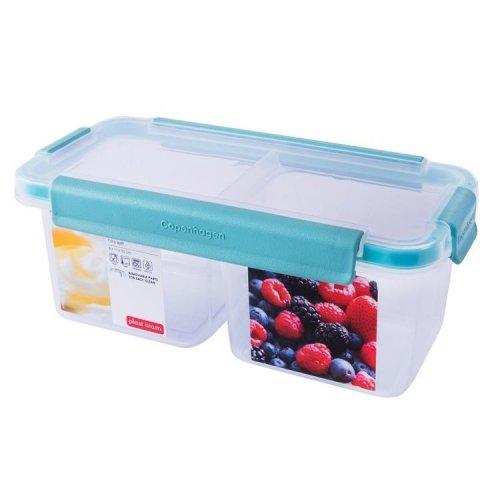 Plast Team Copenhagen Container alimentar 2x0.48l 5222