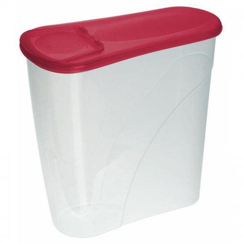 Plast Team Mic dejun Container pentru cereale 3.5l 3560 Red
