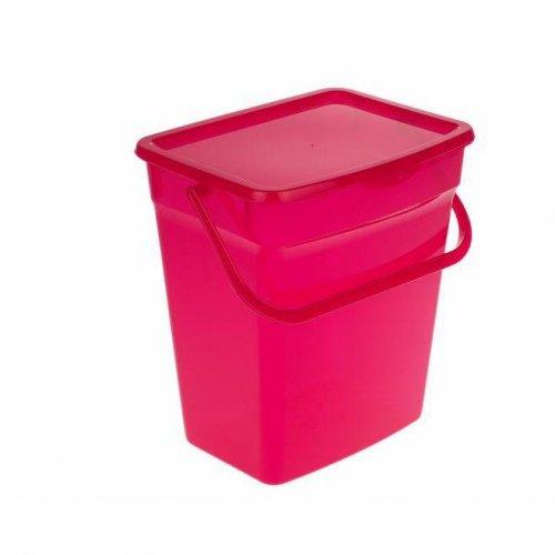 Plast Team Container Powder 10L Red 5060