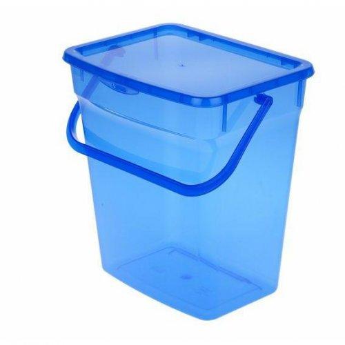Plast Team Container Powder 10l Blue 5060