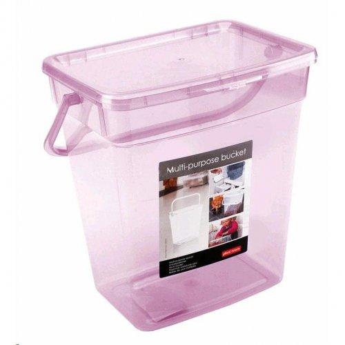 Plast Team Container Powder 10l Violet Lilia 5060