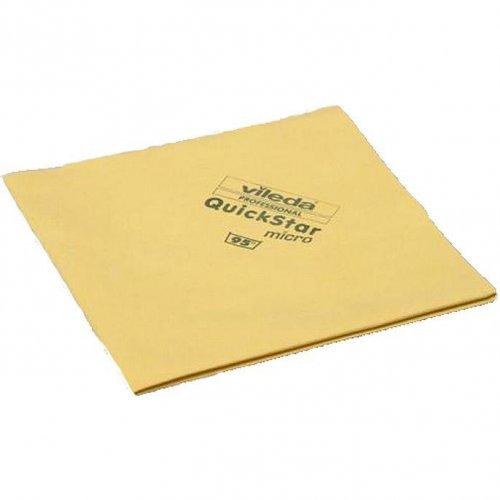 Pânză Vileda Micron rapid galben 100256 Vileda Professional