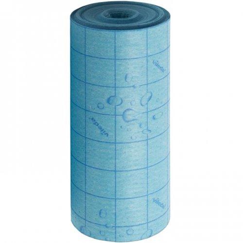 Pânză Vileda 10m Quick`N Dry Albastru 100145 Vileda Professional
