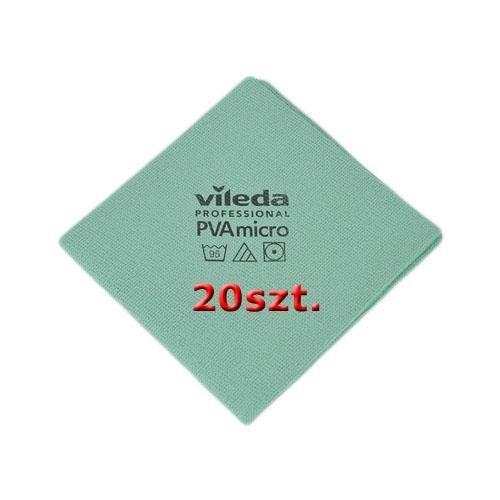 Set de pânze de ceai micro verde Vileda Pva 20 buc