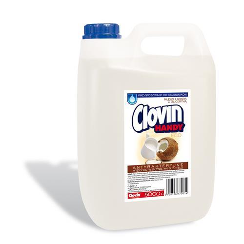 Săpun lichid 5l Lapte de clovină de nucă de cocos
