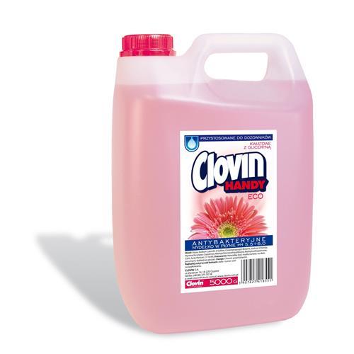 5l Săpun lichid Clovin cu flori