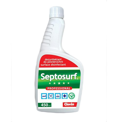 Septosurf 450ml Dezinfectant Clovin