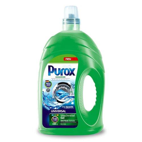Purox Washing Liquid 4.3l Clovin universal