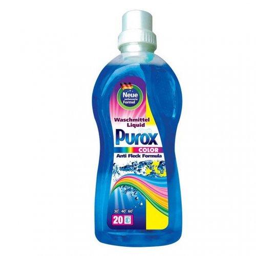 Purox gel de spălare culoare 1l Clovin