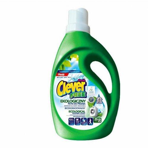 Gel de spălare Clever Free 1500g Clovin