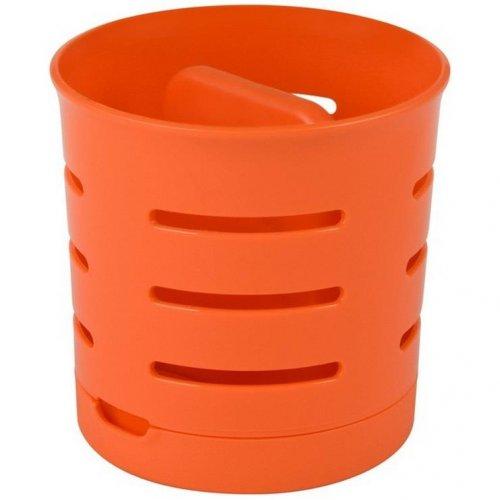 Curver Cuțitor cu două camere Portocaliu Orange 204385
