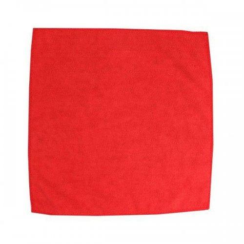 Pânză de microfibră 32x32 roșu