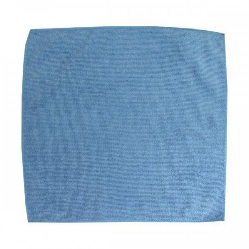 Pânză de microfibră albastru 32x32