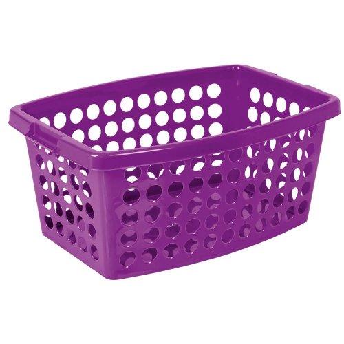 Coș de spălare 40l culoare Prune 1250 Branq