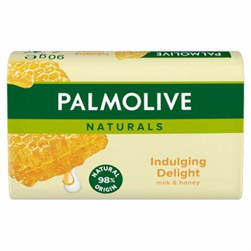 Bară de Săpun Lapte și miere 90g Palmolive