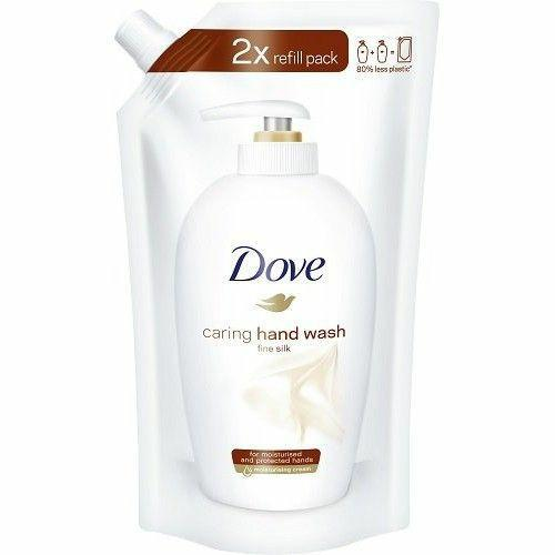Dove Săpun lichid 500ml Fine Silk