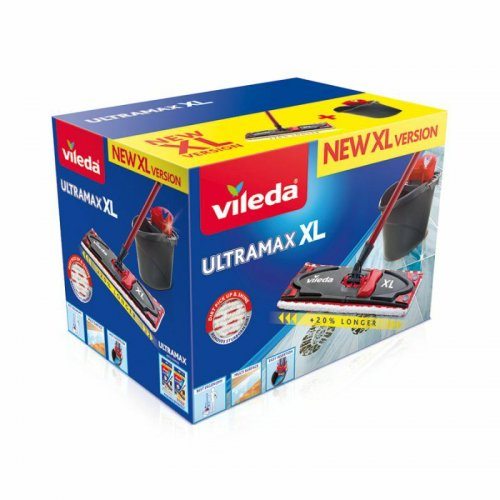 Mop XL + găleată 160932 În cutia Ultramax Vileda