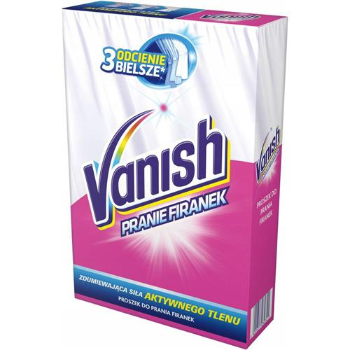 Vanish Perdele de vanat pulbere de spălat 400g