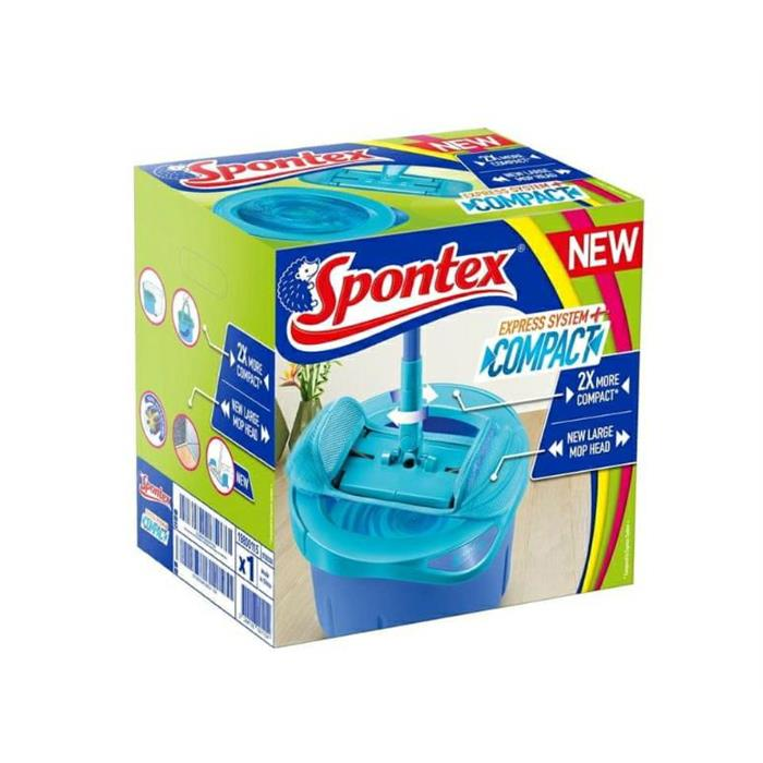 Seturi de curățare - Spontex Express System+Compact 500000003 -