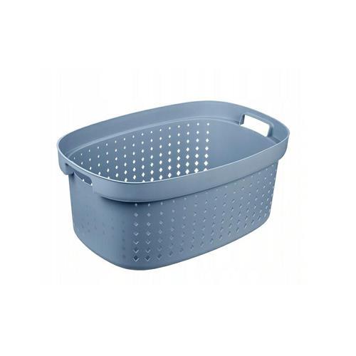 Coș de rufe albastru 42l Seoul Laundry 6032 Plast Team