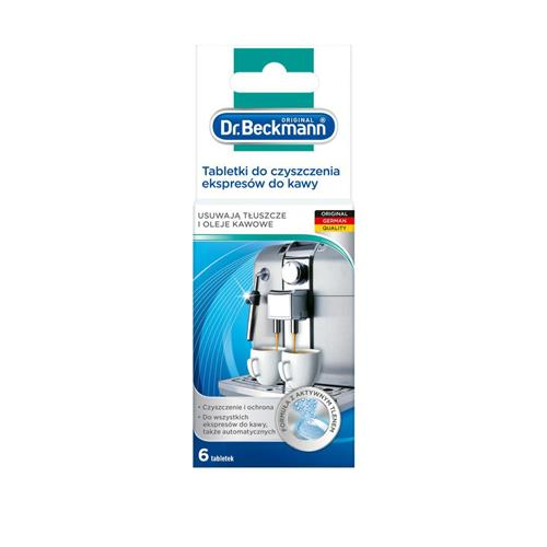 Dr.Beckmann Comprimate de curățare 6 buc