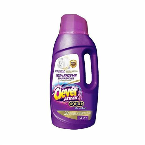 Clever Detergent de pete lichid de 1,5 l Clovin