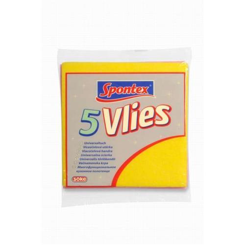 Spontex Universal Cloth Vlies 5buc 97044012
