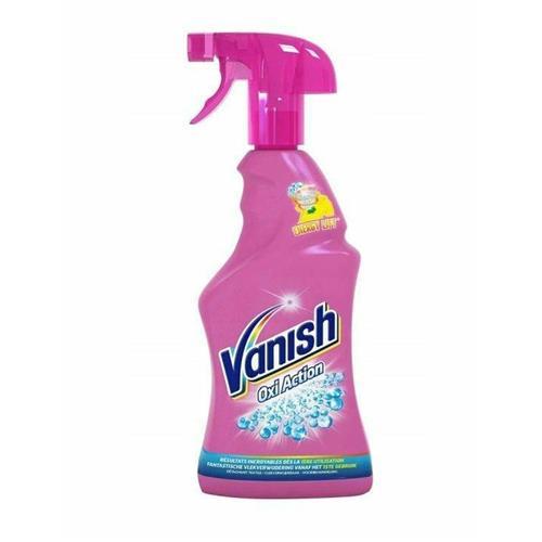 Vanish Oxi Action Spray pentru îndepărtarea petelor 500ml