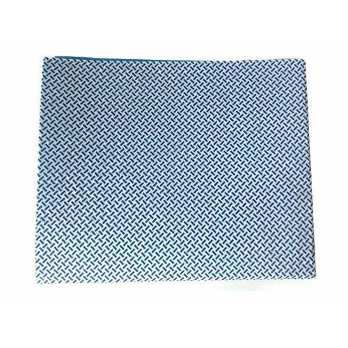 Pânză de podea albastră cu imprimeu latex 50X60cm Lumarko