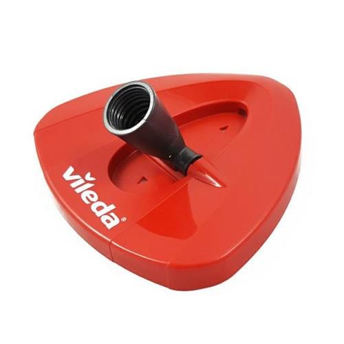 Vileda Easy Wring Turbo Mop Holder Roșu