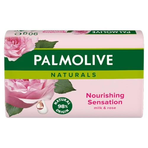 Palmolive Sapun Bar Lapte & Trandafir 90g