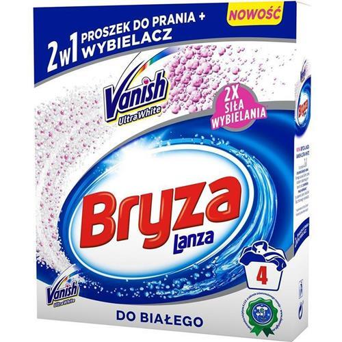 Bryza Vanish 300G Pudră de spălat pentru alb