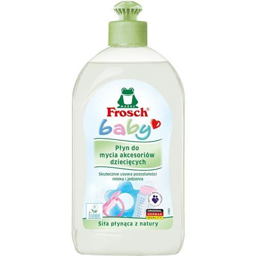 Frosch Fluid de spălat pentru copii Accesorii 500ml