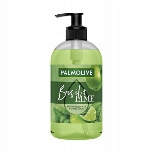 Palmolive Mydło W Płynie Basil&Lime 500ml..